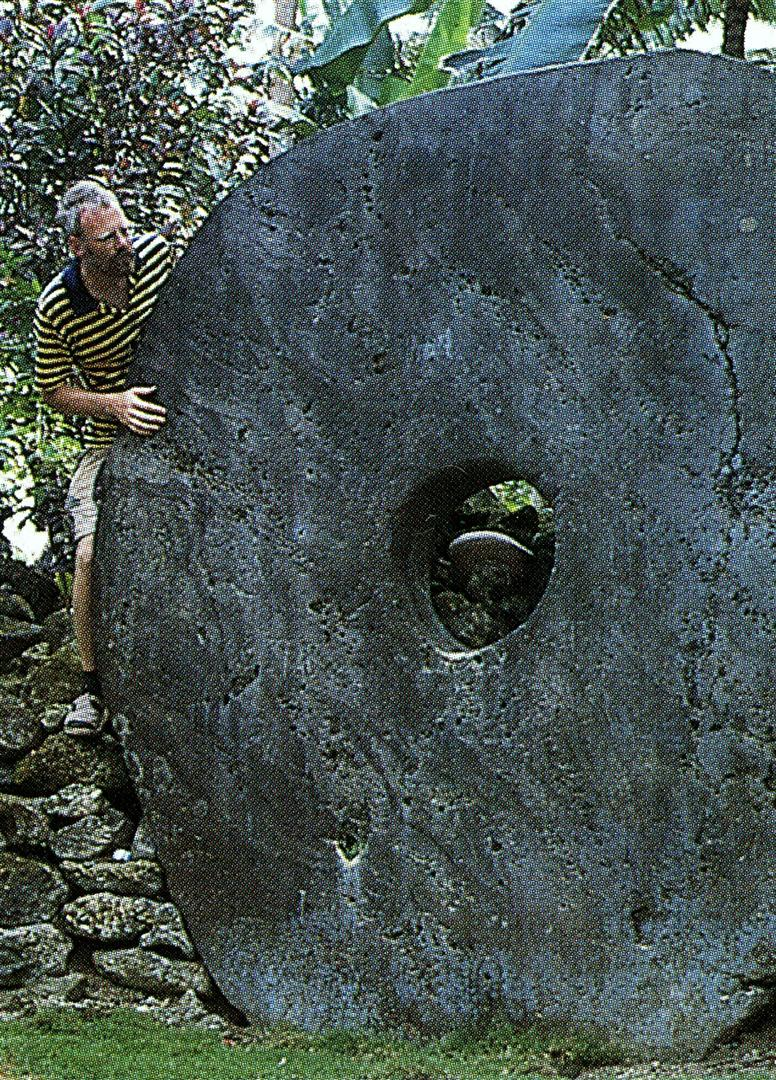 fei zweitgrößtes Steingeld