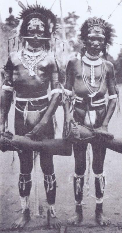 Abb. 4: koiyu als Srirnschmuck