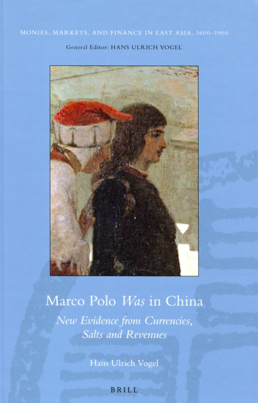 BÜCHER MARCO POLO WAS IN CHINA 2015 Vogel, Hans U (Large)