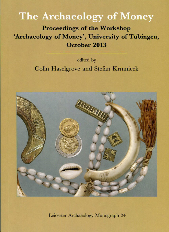 Bücher Archaeology of Money img110